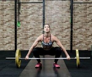 potenziare la massa muscolare bilanciere