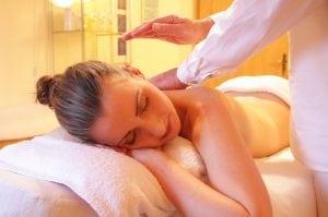 massaggio spa per rassodare il corpo