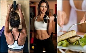 Dieta aumento massa muscolare